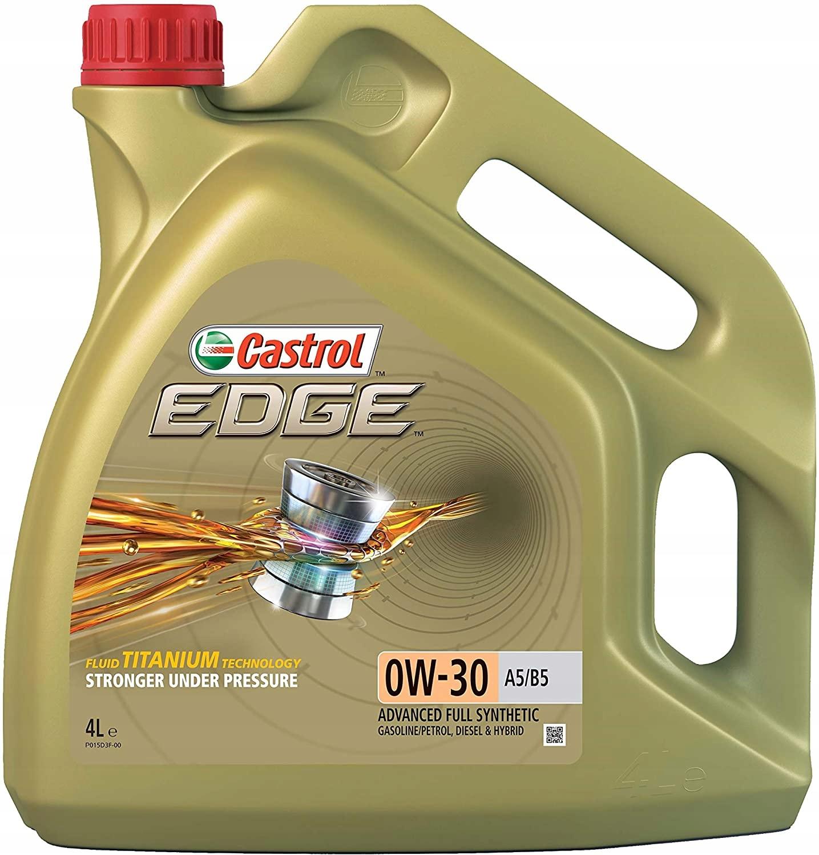 CASTROL EDGE TITANIUM FST VOLVO A5/B5 0W30 - 4L 1