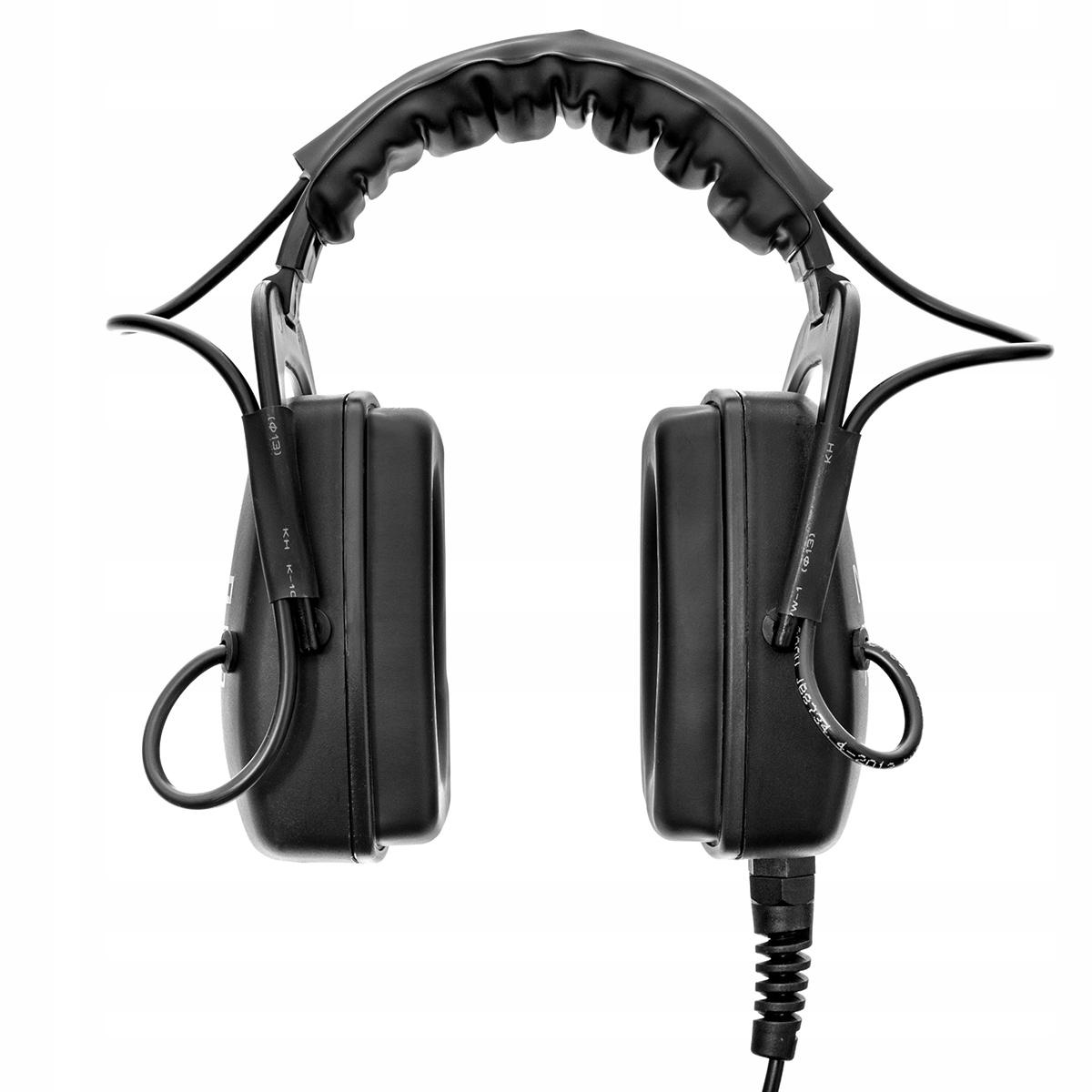 Wodoodporne Słuchawki Nokta Makro dla wykrywaczy
