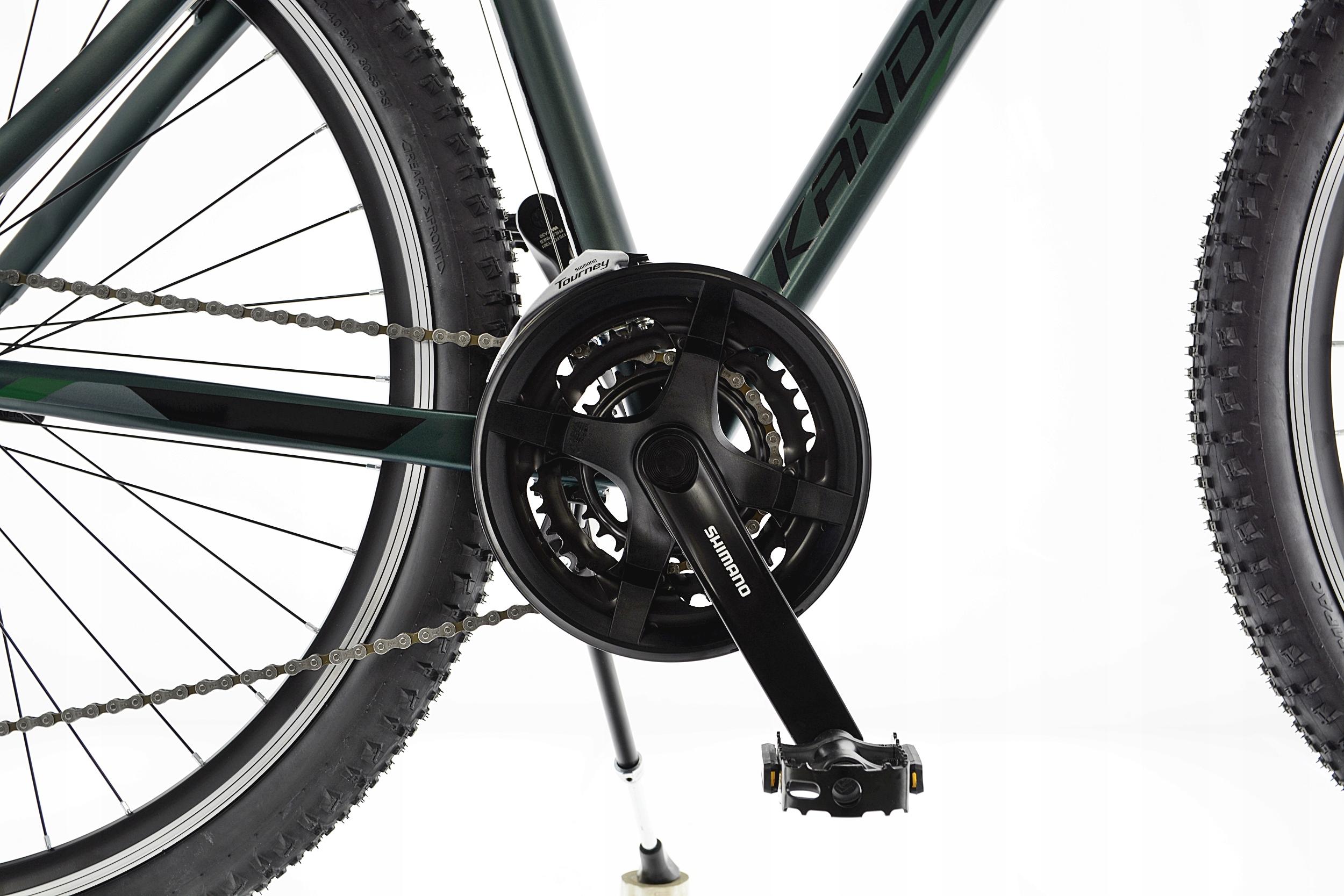 KANDS THE ONE rower mtb 29 VB altus 19 zieleń 2021 Marka Kands