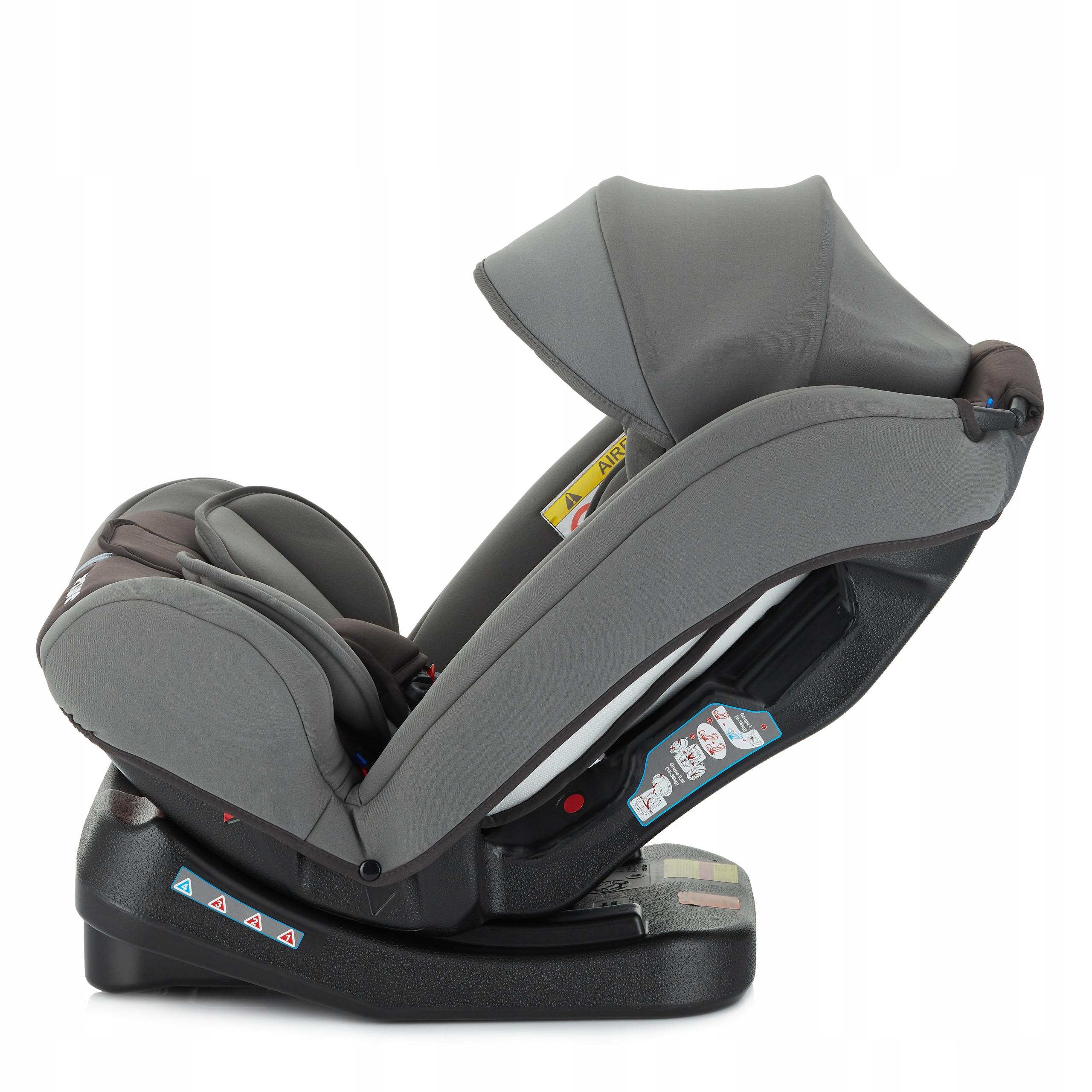 Fotelik samochodowy Sesttino Secure PRO 0-36kg EAN 5903738105090