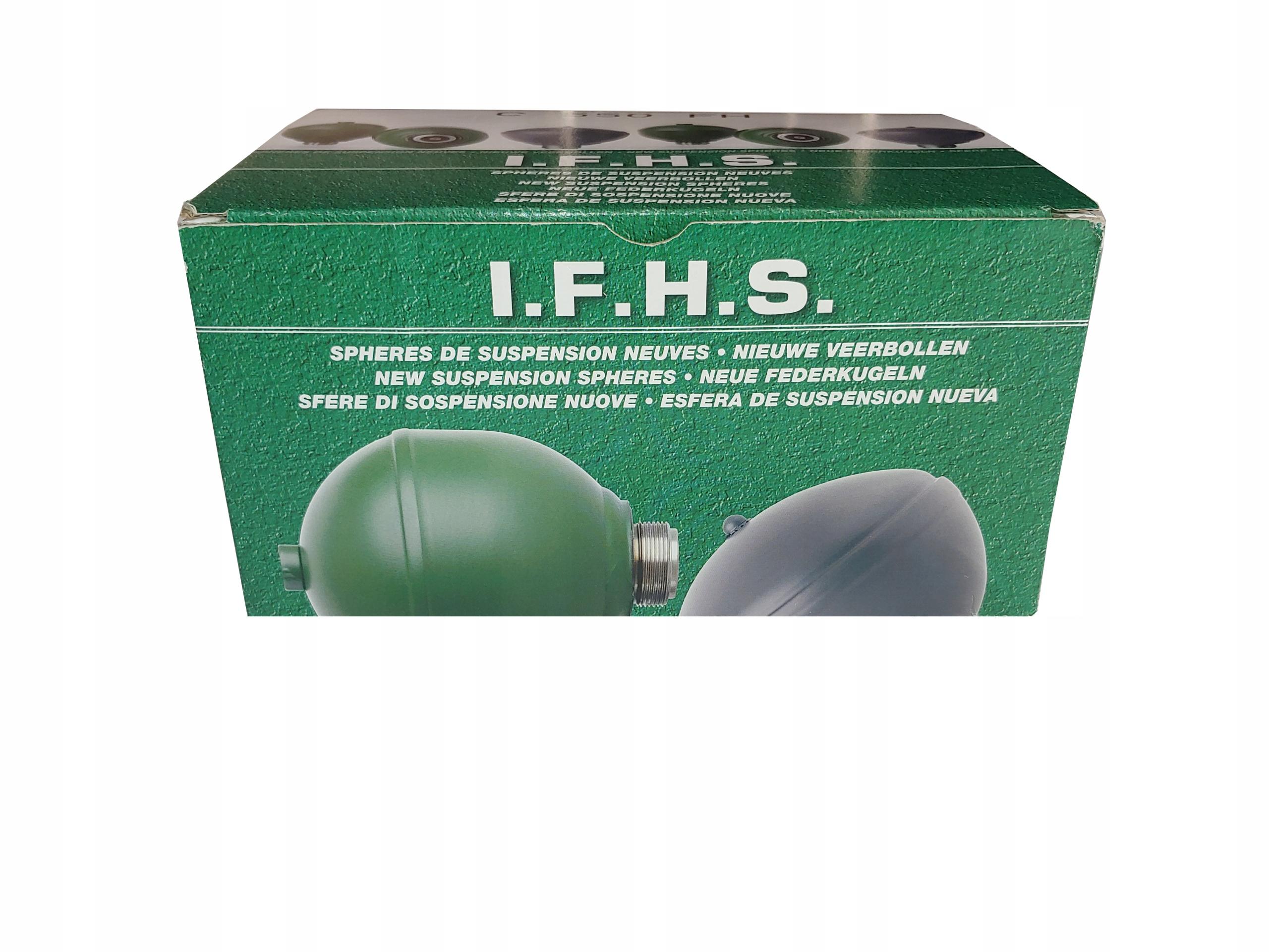 ifhs c550fh - сфера пуля citroen c5 iii вперед