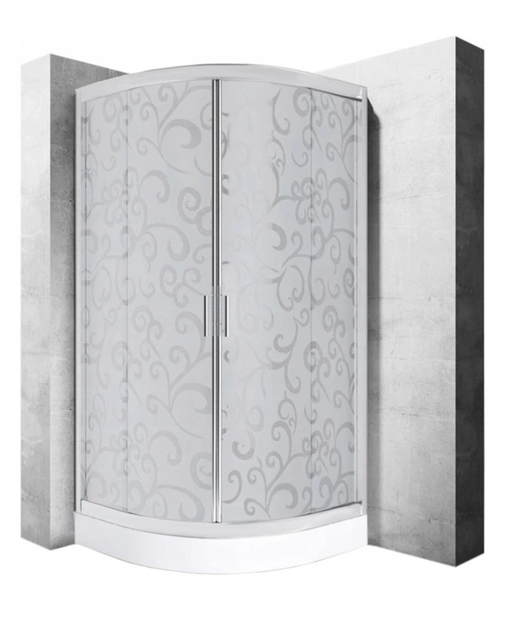Sprchovací kút 90x90 IBIZA Ri + DIEŤA