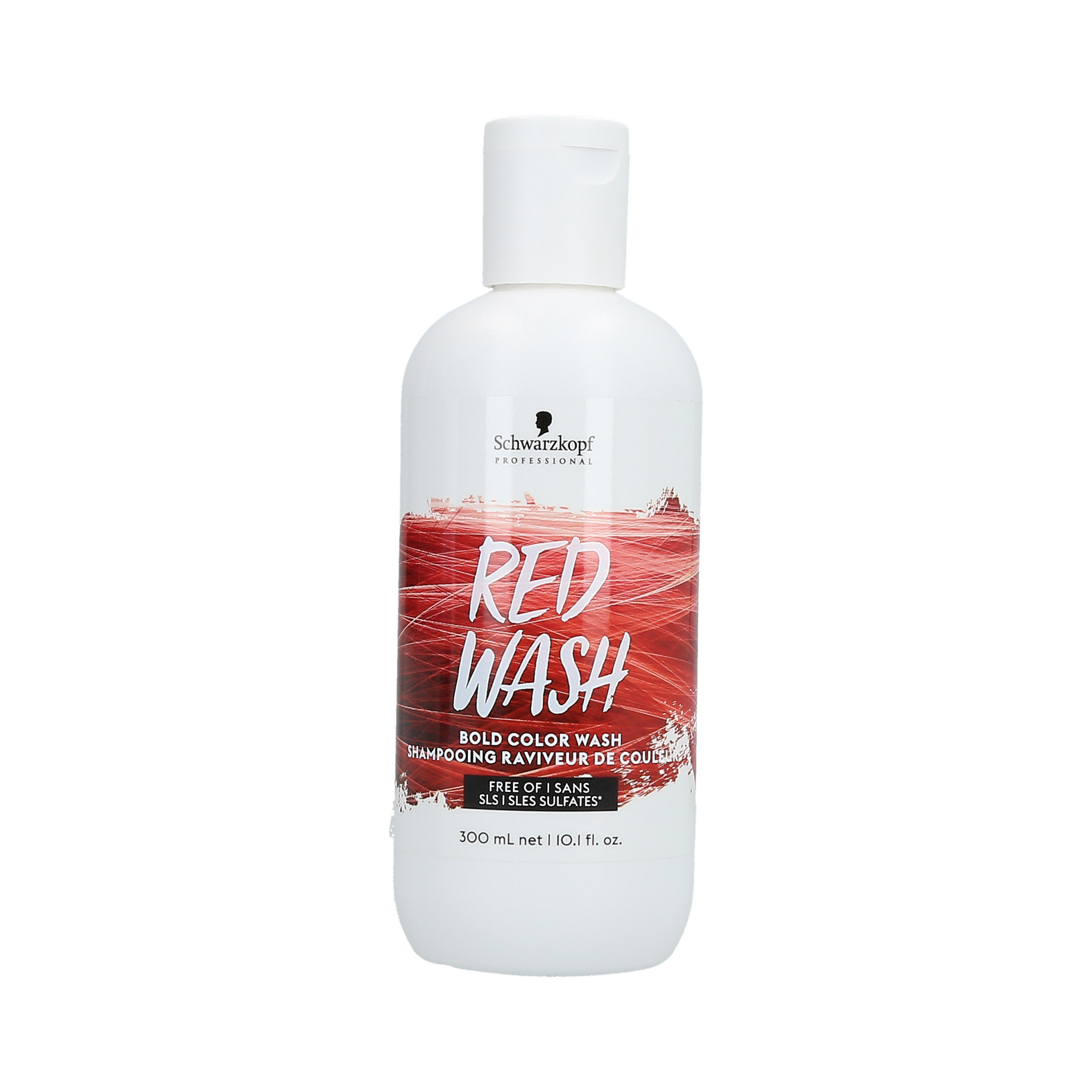 Schwarzkopf Color Wash Red Szampon Koloryzujący