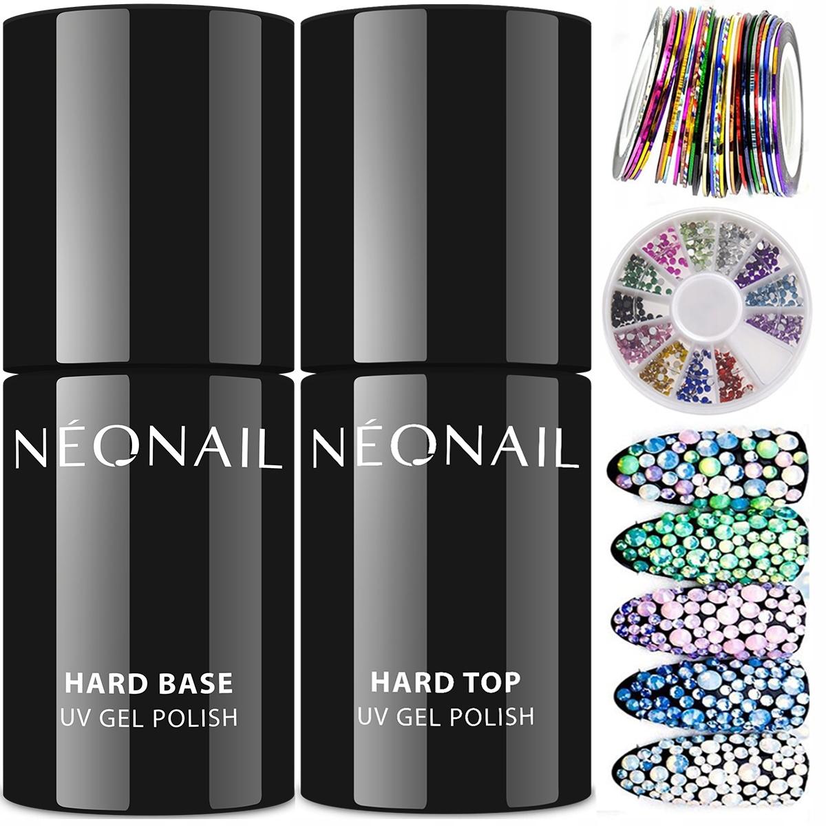 Купить Гибридный лак NeoNail 1 + 1 Все цвета на Otpravka - цены и фото - доставка из Польши и стран Европы в Украину.