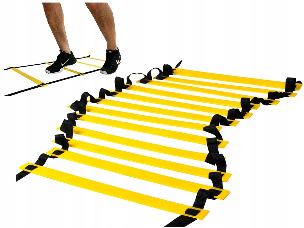 Лестница для тренировки координации до 6 м для упражнений