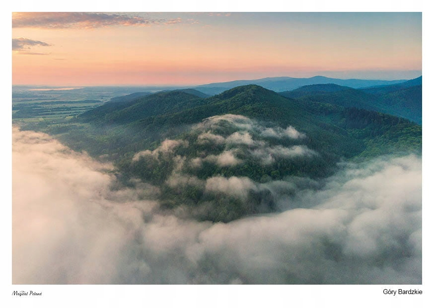 Magické Poľsko: Bardzie Mountains