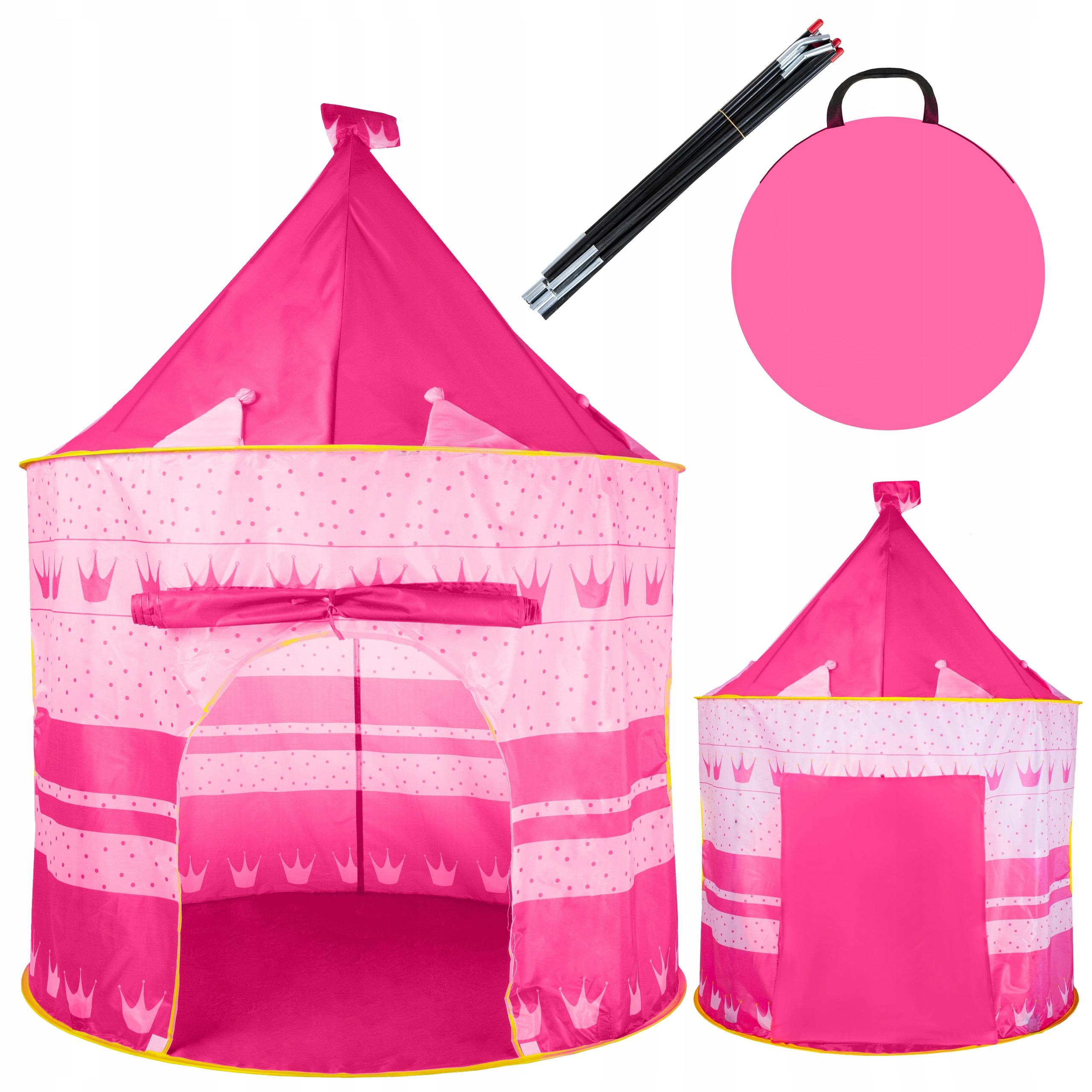 Дом-шатер для детей Дворцовый замок для розового сада