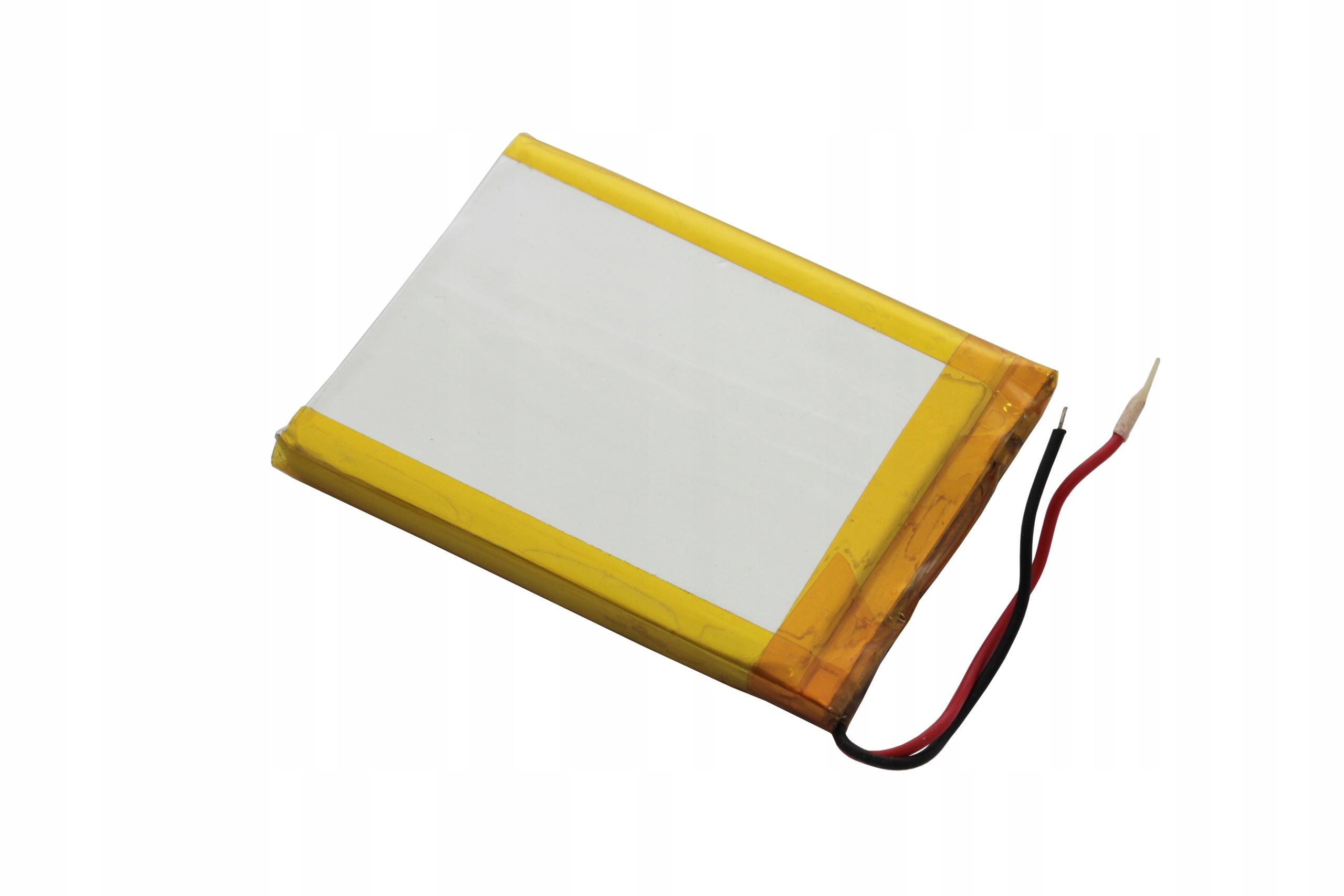 AKUMULATOR PRYZMATYCZNY Li-POLy 3,7V 1500mA 484251 Marka AmElectronics