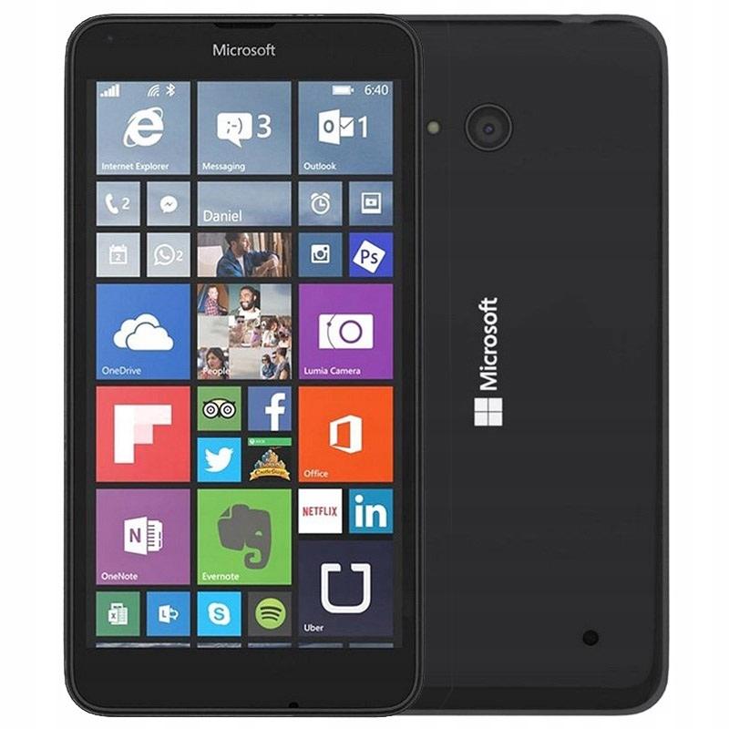 Nowa Microsoft Lumia 640 Lte Wys Z Pl Fv23 9200855869 Sklep Internetowy Agd Rtv Telefony Laptopy Allegro Pl