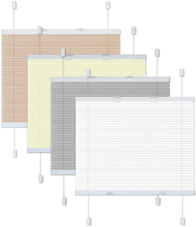 Żaluzja Victoria M. EasyFix 55 x 200 cm biała