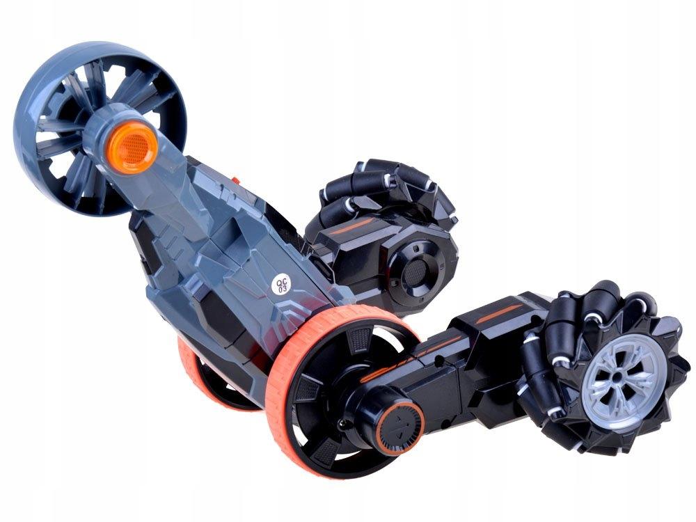 Auto wspinaczkowy Stunt 4WD na pilota RC0525 Materiał Guma Plastik