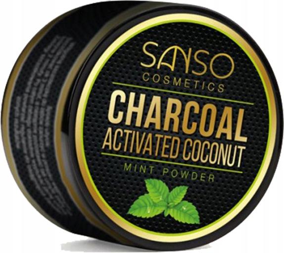 активированный уголь для отбеливания зубов eco
