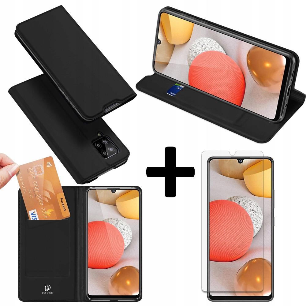 Etui DUX DUCIS + szkło do Samsung Galaxy A42 5G