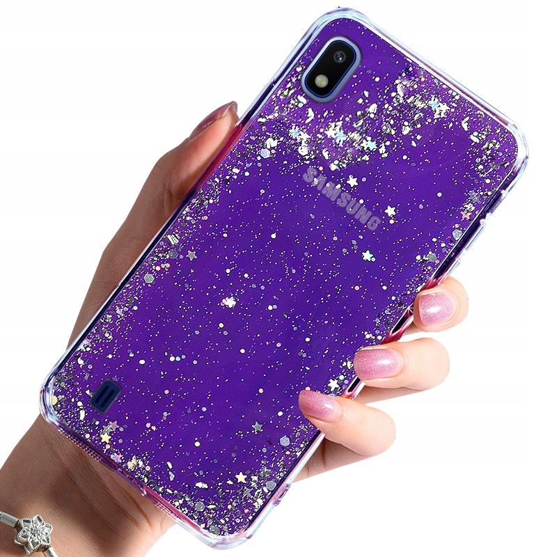 Etui do Samsung Galaxy A10 CASE BROKAT + SZKŁO 9H