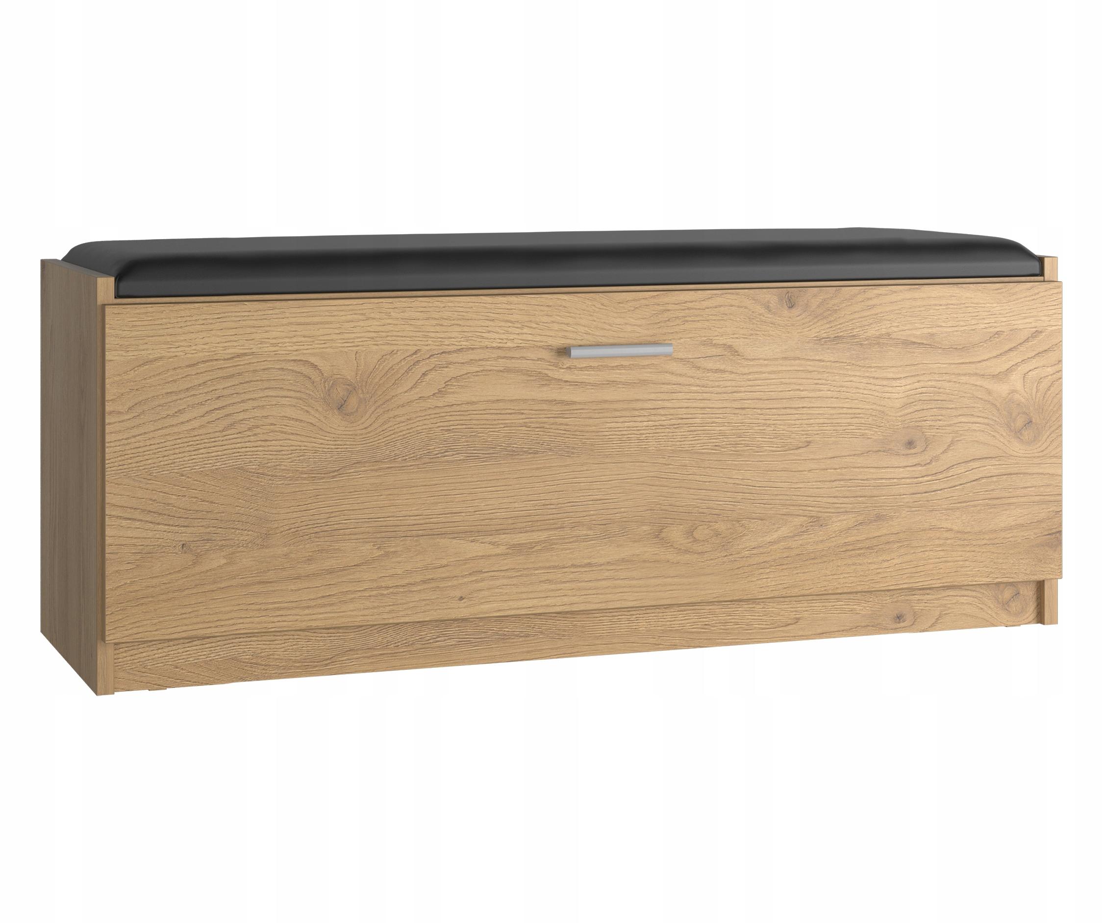 100 cm ELEGANTNÉ TOPÁNKY SKRINKA S SEAT. SBE1100