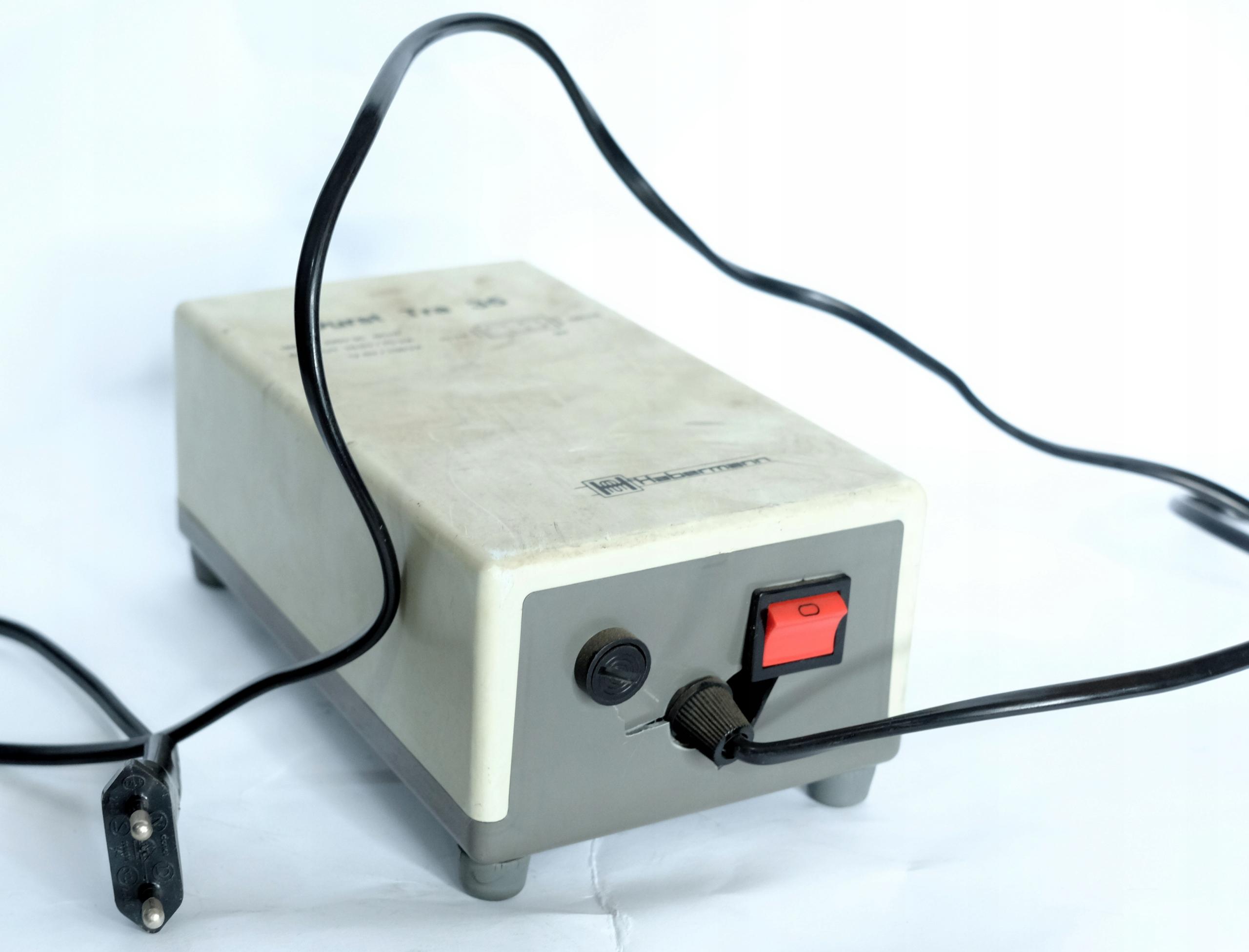 DURST TRA 35 TRAFO Zväčšenie Power Adaptér