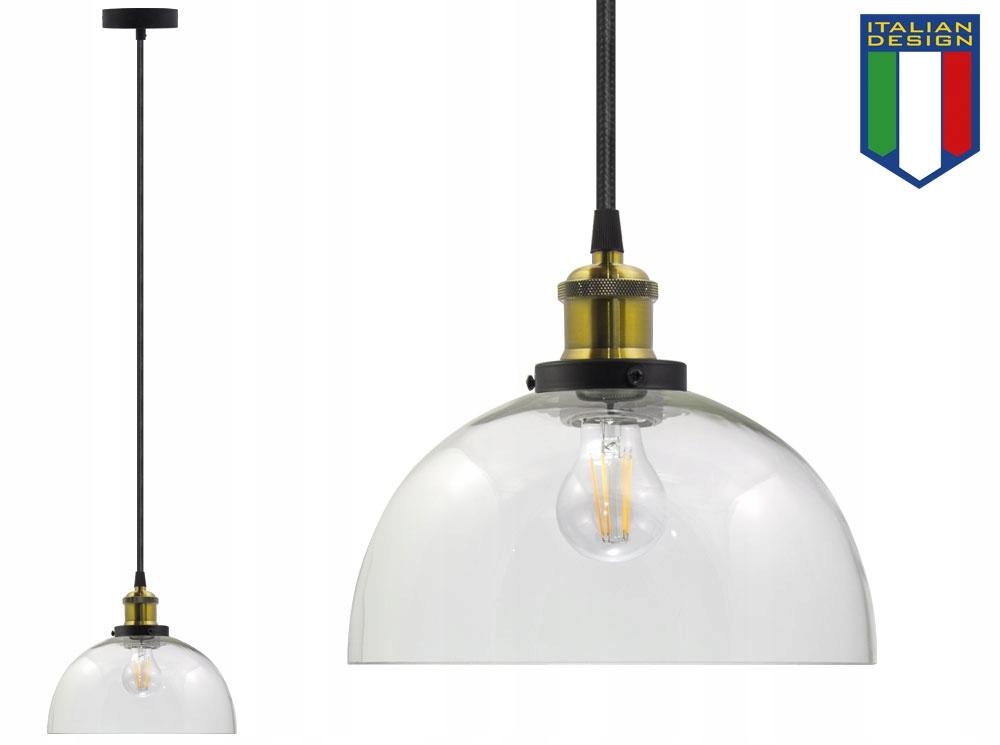 LAMPA SUFITOWA SZKLANA VASO UX ŻYRADNOL LED LOFT A Marka B-LINE