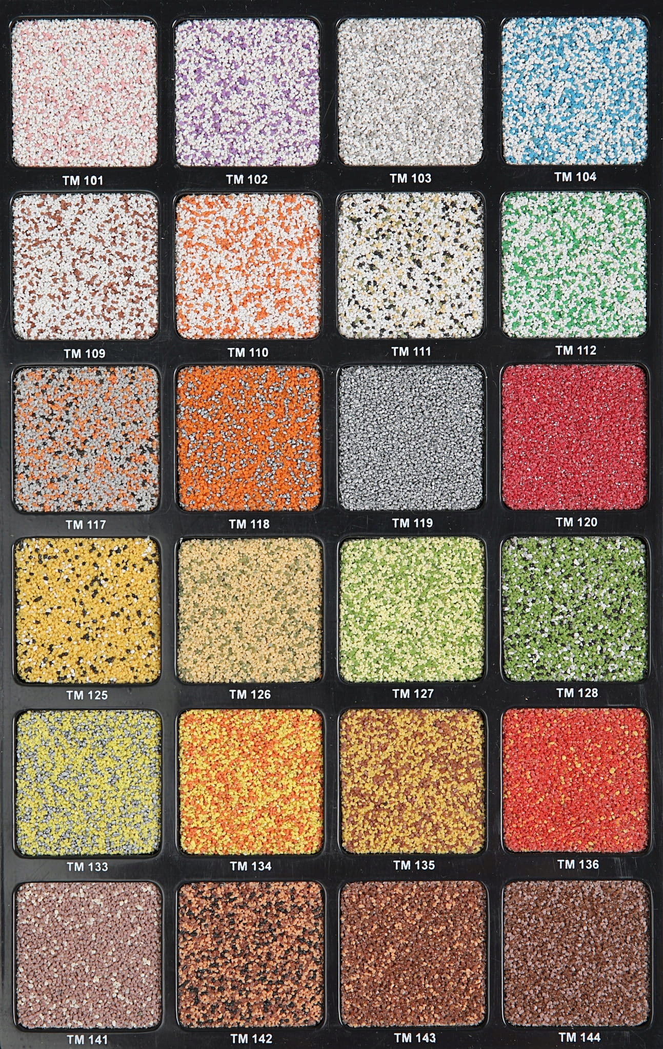 Серая декоративная мозаичная штукатурка из смолы 16,2 кг