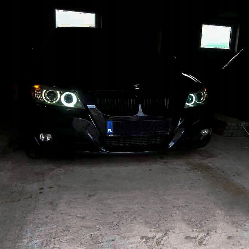 LED MARKERY - 160W - BMW E92 E93 E63 E64 F01 Typ żarówki Zestawy