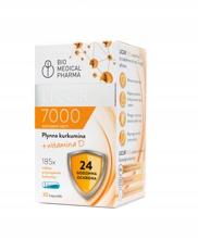 Licur 7000 + witamina D - 30 kaps.