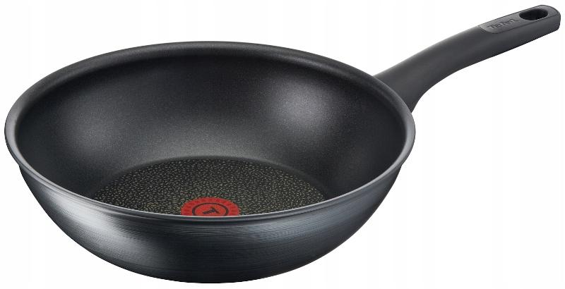 Patelnia wok TEFAL Titanium Fusion 28 cm G1241902