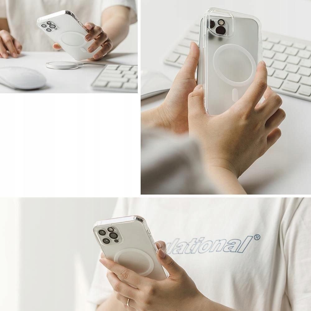 Etui Ringke Fusion Magnetic do iPhone 12 Pro Max Dedykowany model iPhone 12 Pro Max