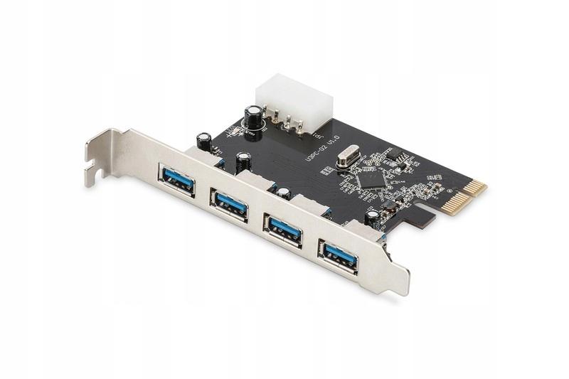 Плата расширения / контроллер USB 3.0 PCI Express ,: