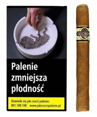 CYGARA QUORUM PETIT CORONA -WYŁĄCZNIE DLA FIRM !!