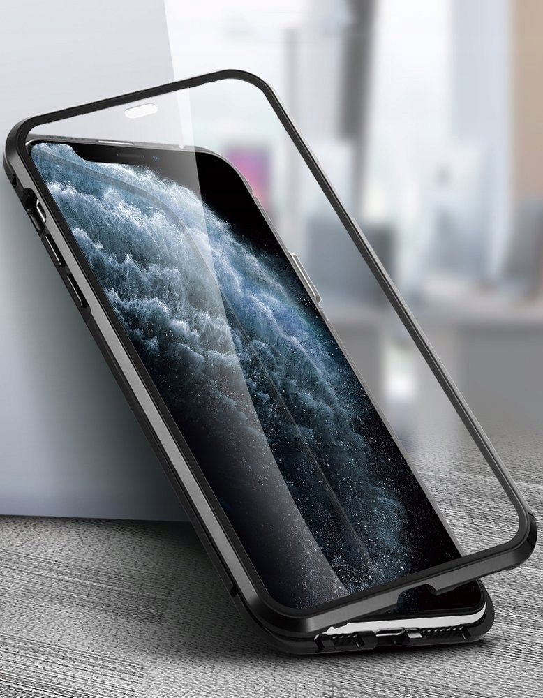 Etui Magnetyczne z Osłoną Aparatu do iPhone 11 Pro Przeznaczenie Apple