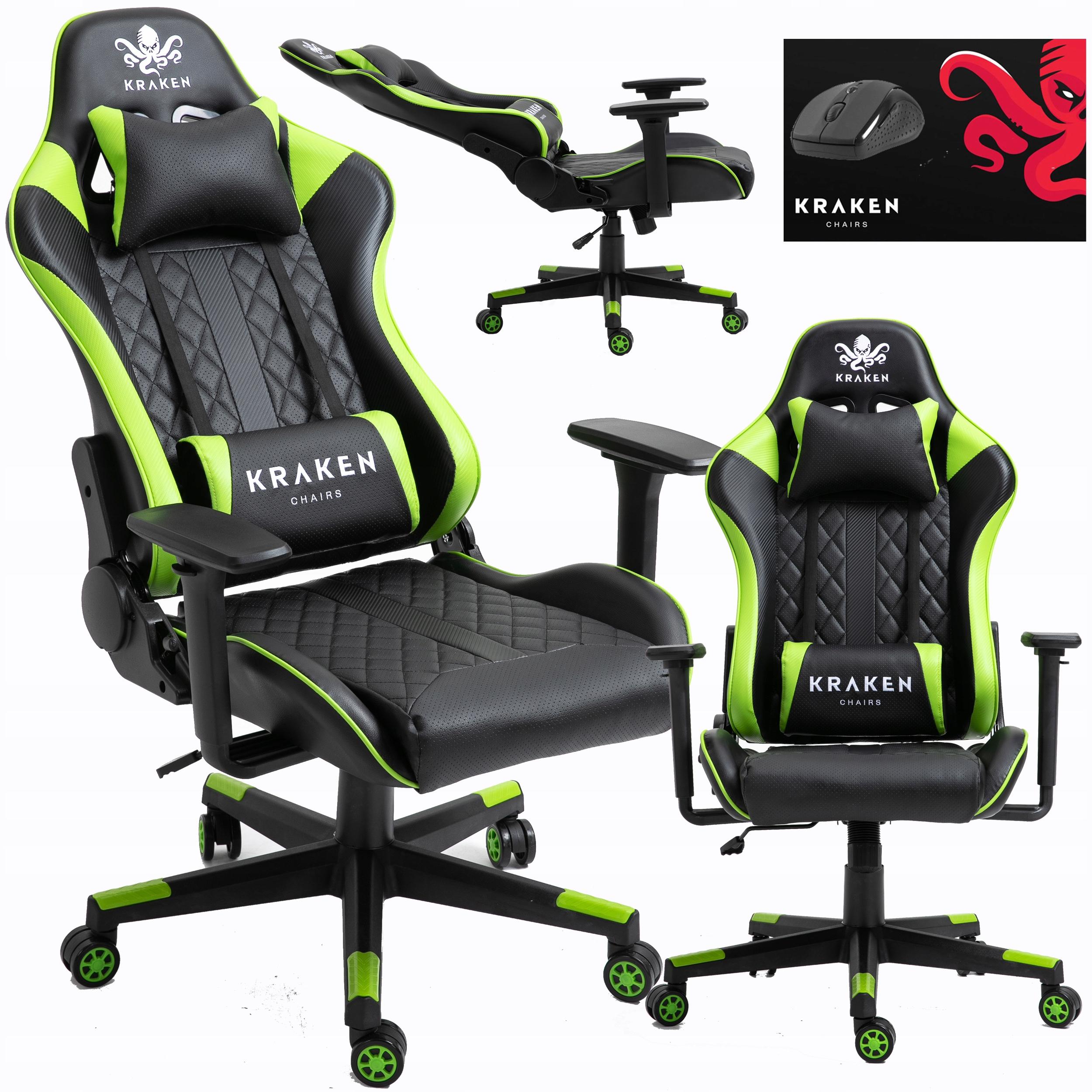 Fotel Biurowy Gamingowy Krzeslo Gracza Gratis 559 99 Zl Allegro Pl Raty 0 Darmowa Dostawa Ze Smart Zamosc Stan Nowy Id Oferty 8476348850
