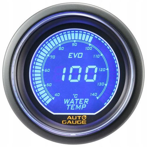 индикатор new авто gauge температура воды evo