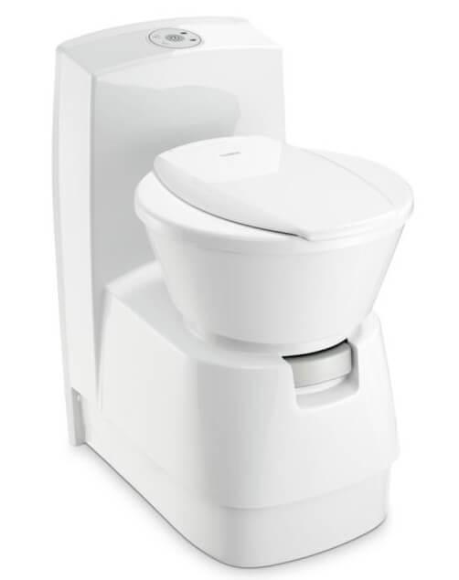 Toaleta kasetowa pod zabudowę CTW 4110 Dometic