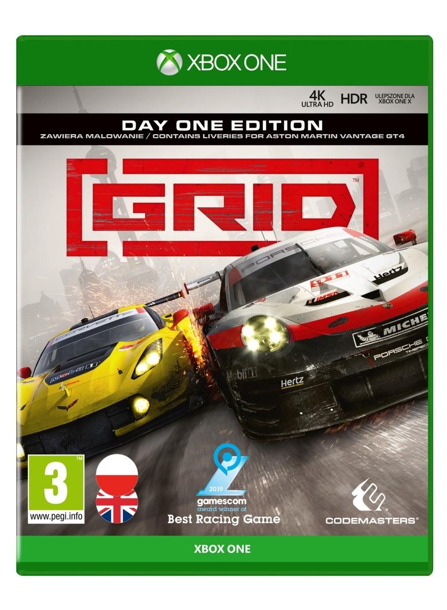 KOCH Xone Hru Grid D1 Edition