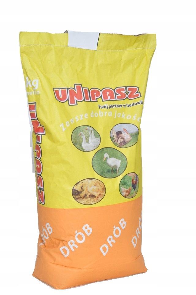 Корм для укладки кур Гранулированные кукурузы Unipas