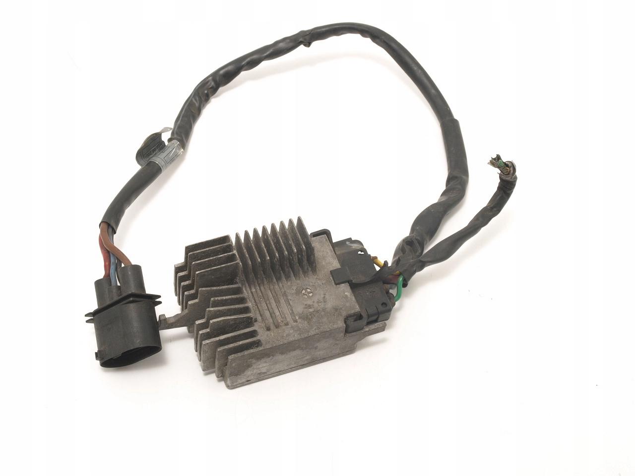модуль драйвер вентиляторов audi a4 b7 8e0959501
