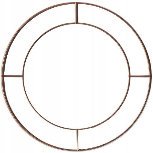 Ring metalowy koło do łapaczy snów 20,3/14,4 cm