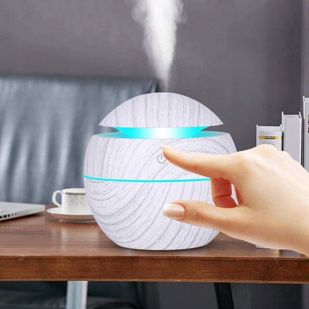 Zvlhčovač vzduchu Vonný difuzor Aromaterapie Mini zvlhčovač vzduchu 03