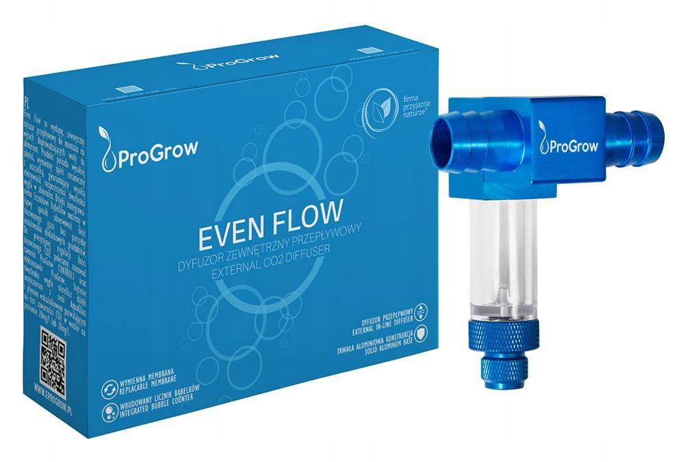 ProGrow Even Flow 12 16 мм реактор с диффузором CO2