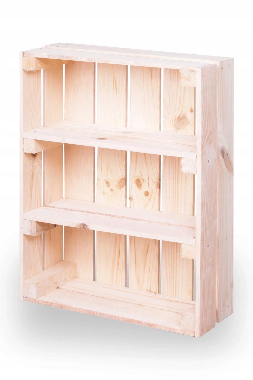 Ящики деревянные с полками, ящик деревянный