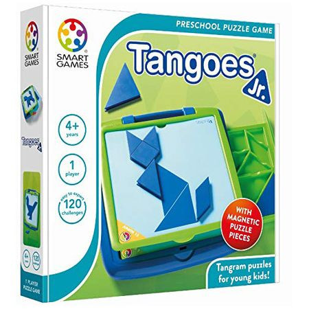 SMART GAMES Tangoes JR Tangrams Magnetická tabuľa