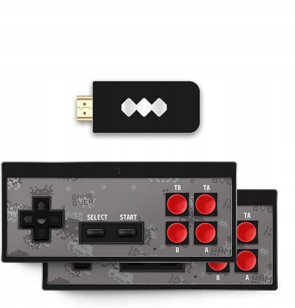 Купить 2 шт. Pad Wireless TV HDMI Console для игр на Otpravka - цены и фото - доставка из Польши и стран Европы в Украину.