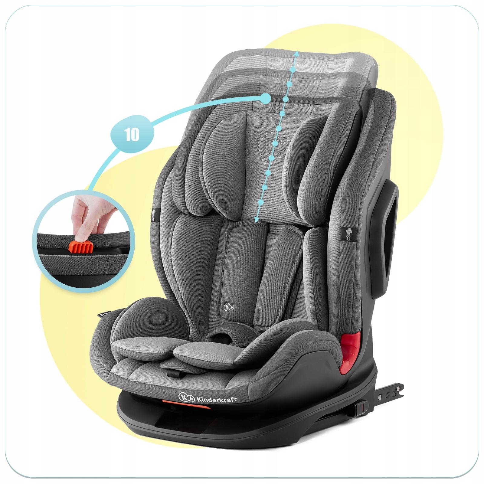 Fotelik Samochodowy 936 isofix Kinderkraft Oneto3 Model Oneto 3 2021