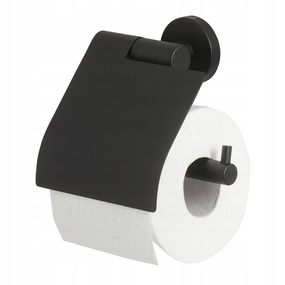 Držiak na papier Tiger Boston toale čierny 3091.07
