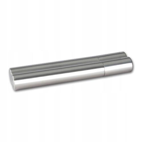Чехол металл, туба на 2 сигары 54484