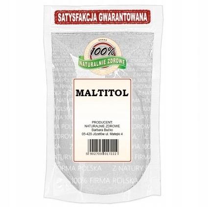 MALTITOL NATURALNY ZAMIENNIK CUKRU 1kg