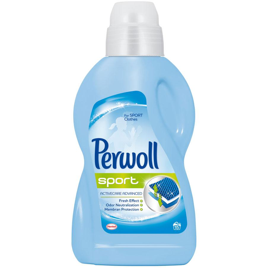 Perwoll Sport жидкость для стирки спортивной одежды 900ml