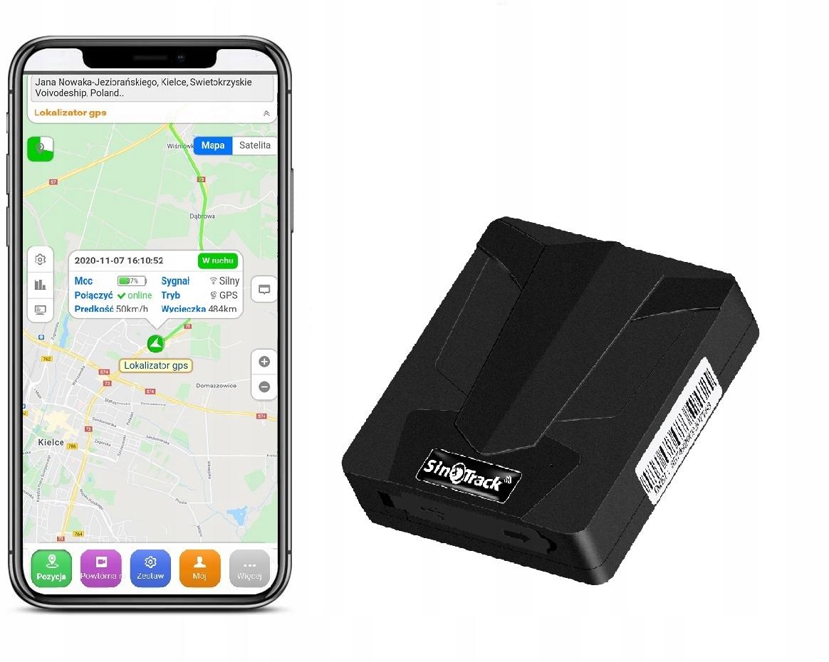 GPS-локатор Магнитное отслеживание Подслушивание 60 дней