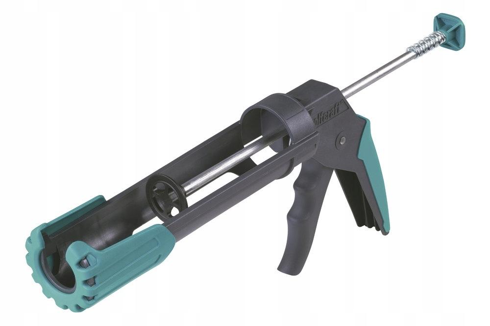 Pistolet do silikonu Wolfcraft MG200 4352000