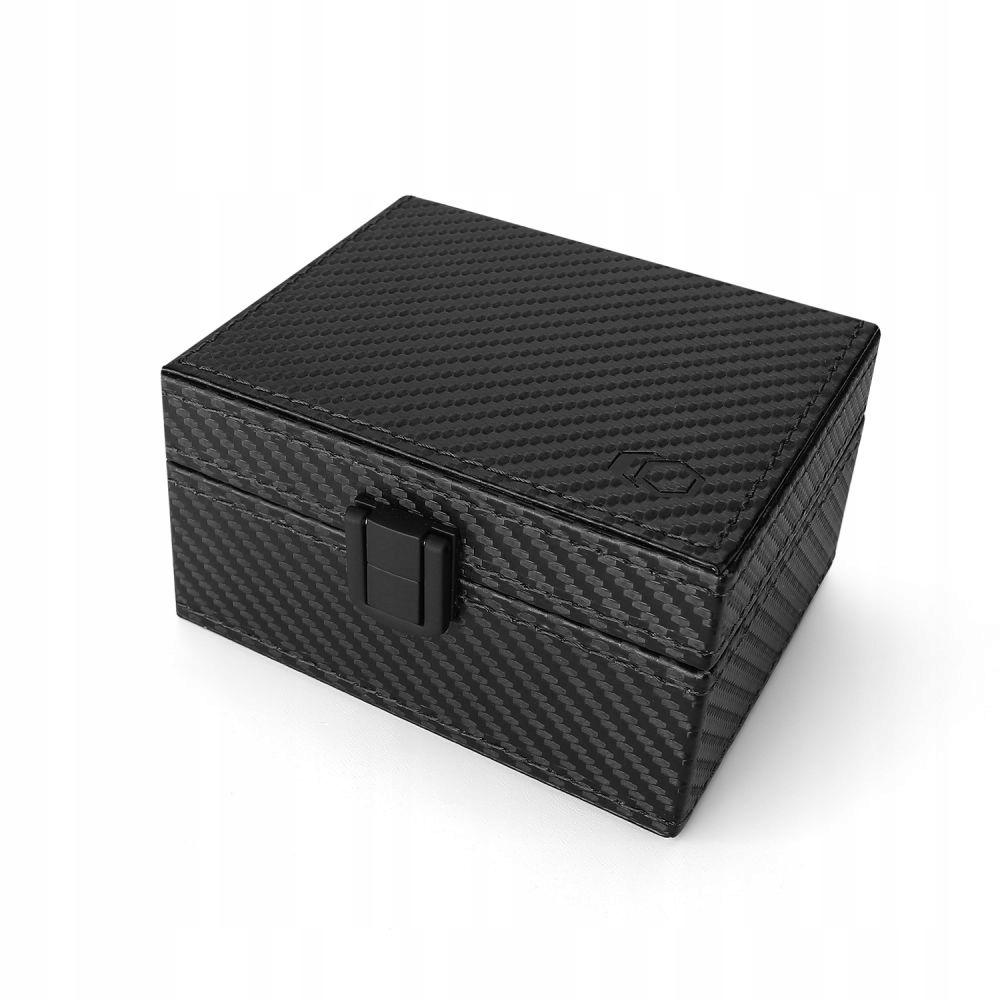 Pudełko Blokujące Sygnał RFID Carbon Producent Braders