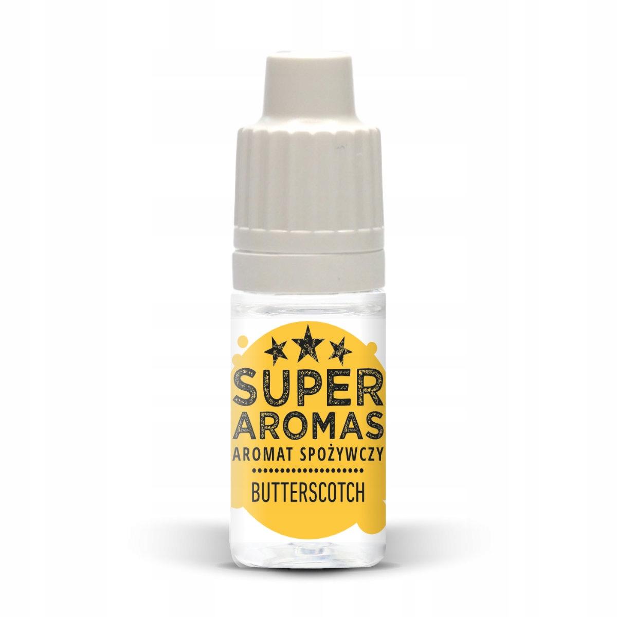 Aromat spożywczy BUTTERSCOTCH 10 ml